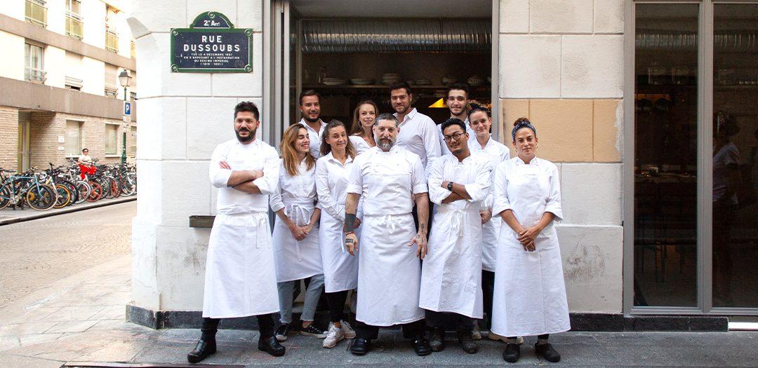 Une étoile Michelin pour le restaurant Shabour, du chef Assaf Granit